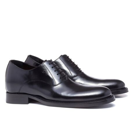 Wedding men's shoes with a luxurious semi-shiny effect 5