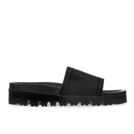 Black elevator sandals 1