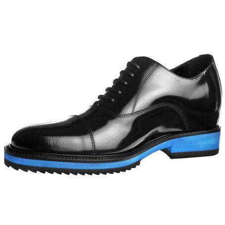 shiny black oxford shoes 3