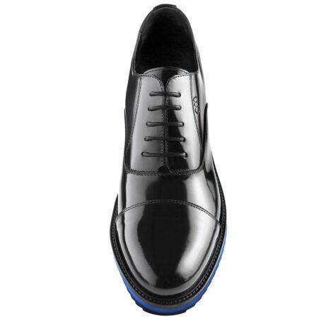 shiny black oxford shoes 4