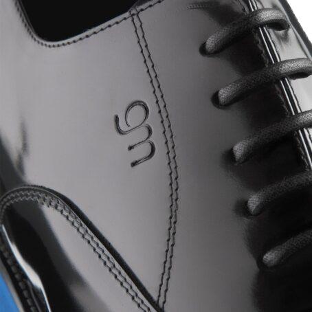 shiny black oxford shoes 5