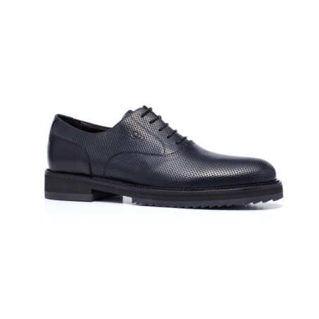 Textured oxford shoes 1