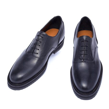 Textured oxford shoes 2