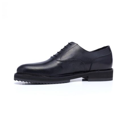 Textured oxford shoes 3