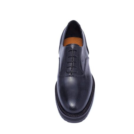 Textured oxford shoes 4