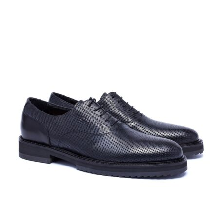 Textured oxford shoes 5