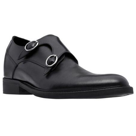 Double monk strap shoes 1