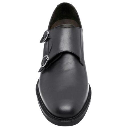 Double monk strap shoes 4
