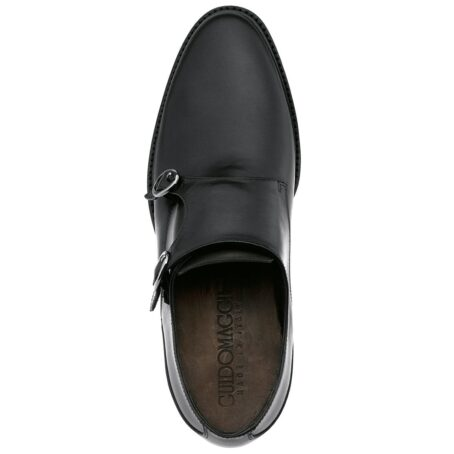 Double monk strap shoes 5