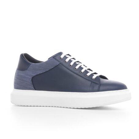 Modern blue sneakers 1