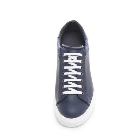Modern blue sneakers 4