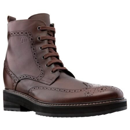 Brogue boots for man 1