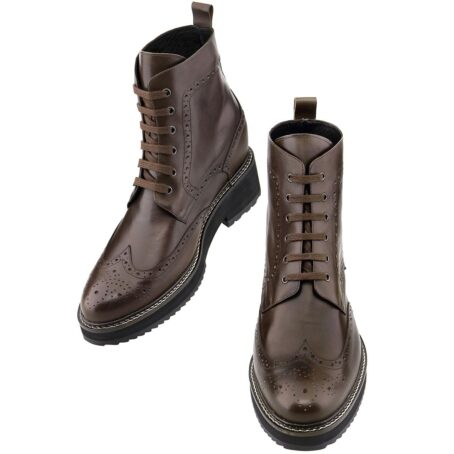 Brogue boots for man 2
