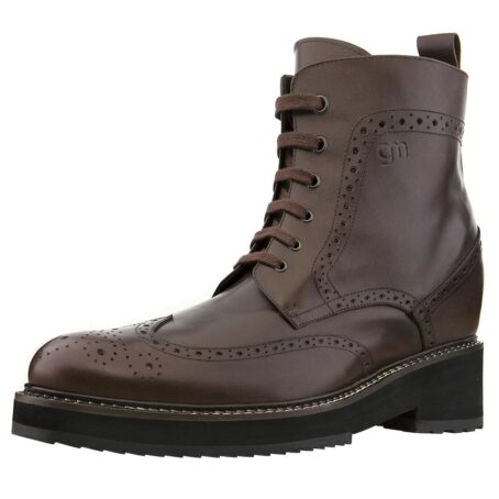 Brogue boots for man 3