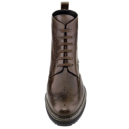 Brogue boots for man 4