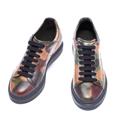 Camouflage sneakers 2