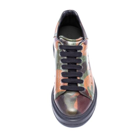 Camouflage sneakers 4