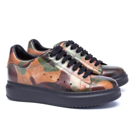 Camouflage sneakers 5