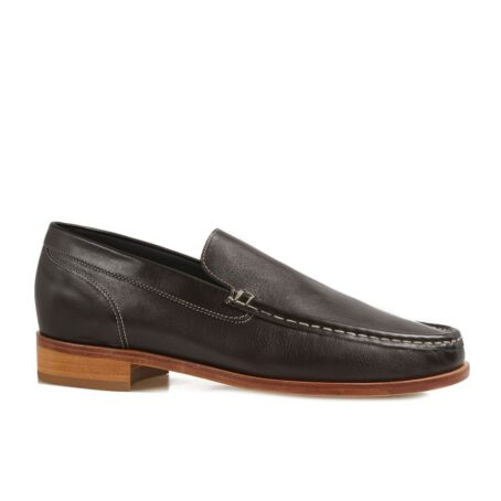 Black penny loafers 1