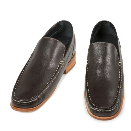 Black penny loafers 2