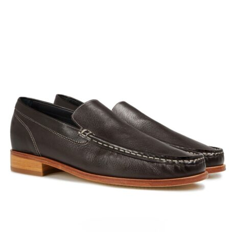 Black penny loafers 5