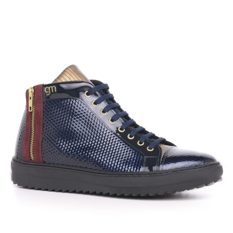 Modern elevator sneakers for man 1