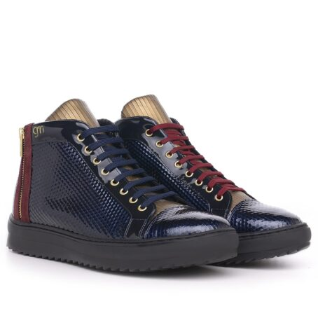 Modern elevator sneakers for man 5