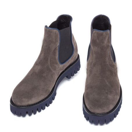 taupe chelsea shoes 2