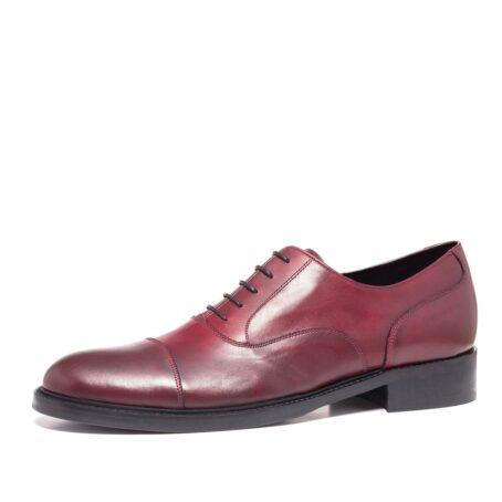 Patina bordeaux oxford shoes 3