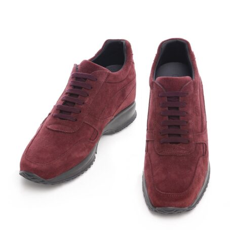 Brodeaux suede sneakers 2