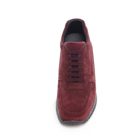 Brodeaux suede sneakers 4