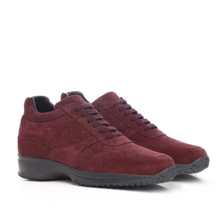 Brodeaux suede sneakers 5