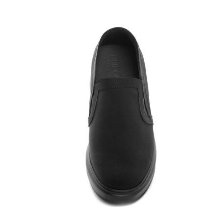 Black sli-ons for man 4