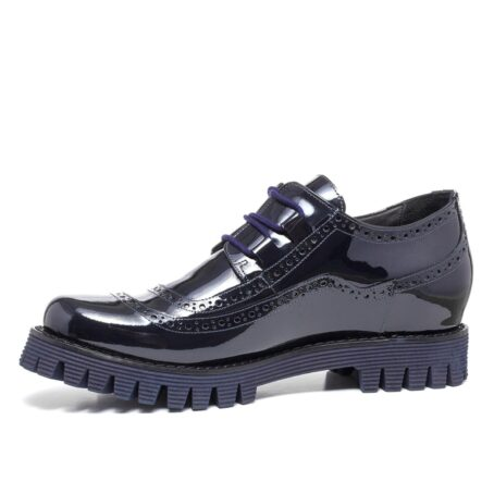 Patiemt oxford shoes 3