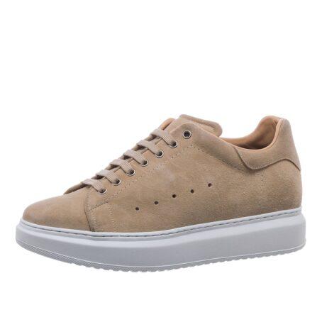 beige sand sneakers 3