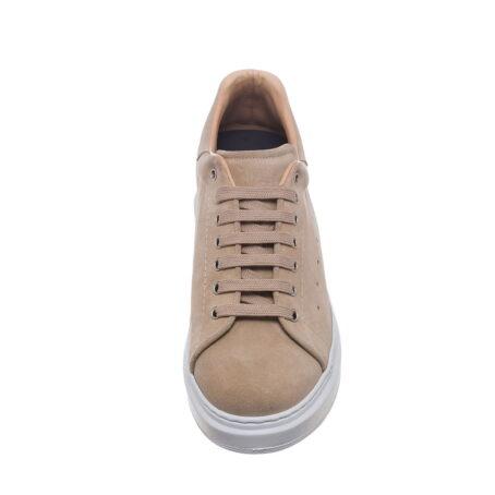 beige sand sneakers 4