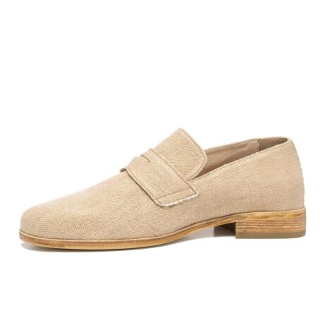 Cotton penny loafers for summer 3