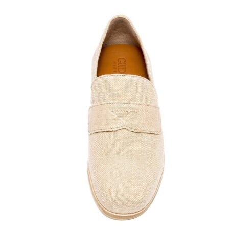Cotton penny loafers for summer 4
