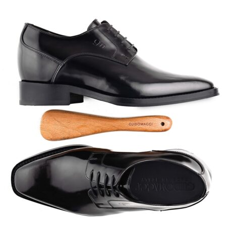 Man wearing derby shoes 6