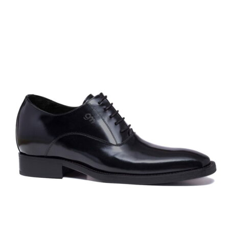 Oxford dress shoes made in Italy in real leather 1