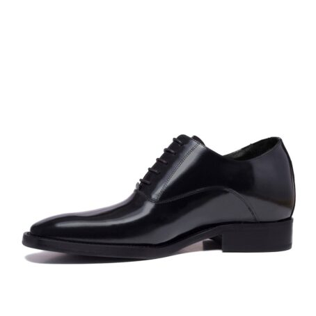 Oxford dress shoes made in Italy in real leather 3
