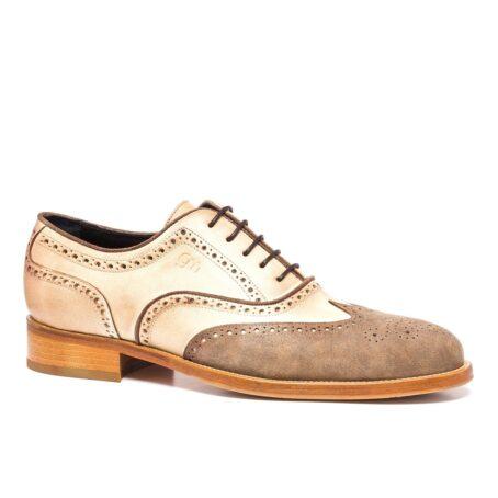 vintage brogue oxford shoes 1