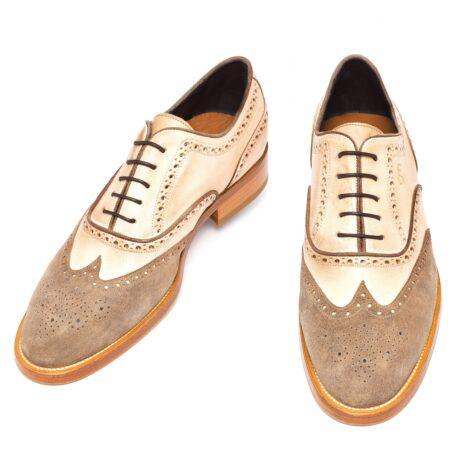 vintage brogue oxford shoes 2
