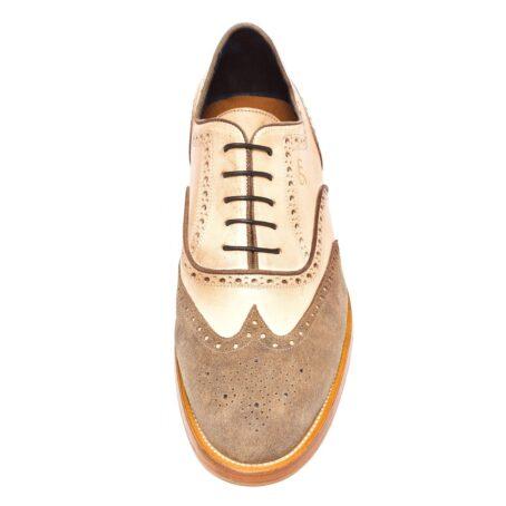 vintage brogue oxford shoes 4