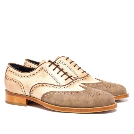 vintage brogue oxford shoes 5