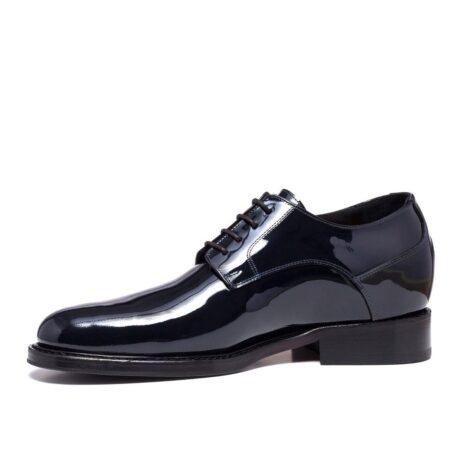 patent dress shoes model derby 3