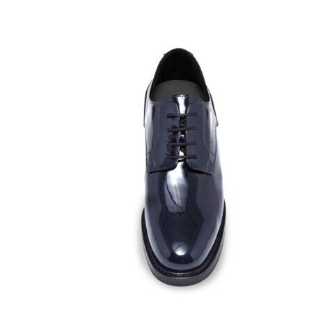 patent dress shoes model derby 4