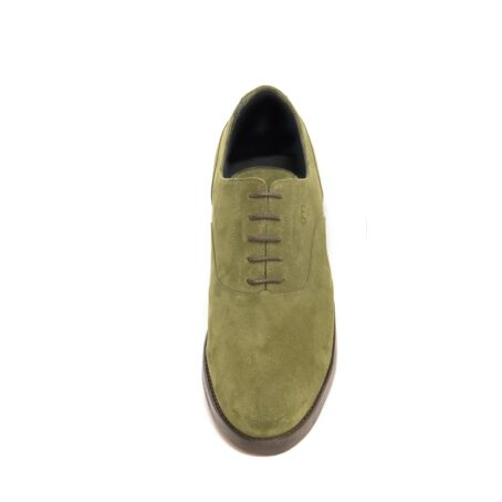 Green oxford dress shoes 4