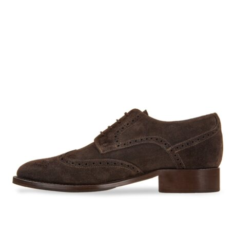 Brugue suede shoes with insole 3