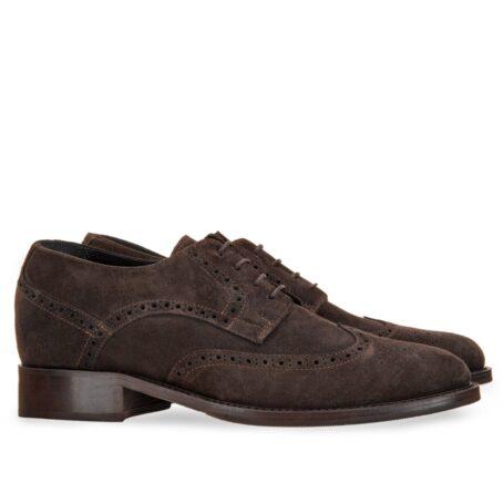 Brugue suede shoes with insole 5
